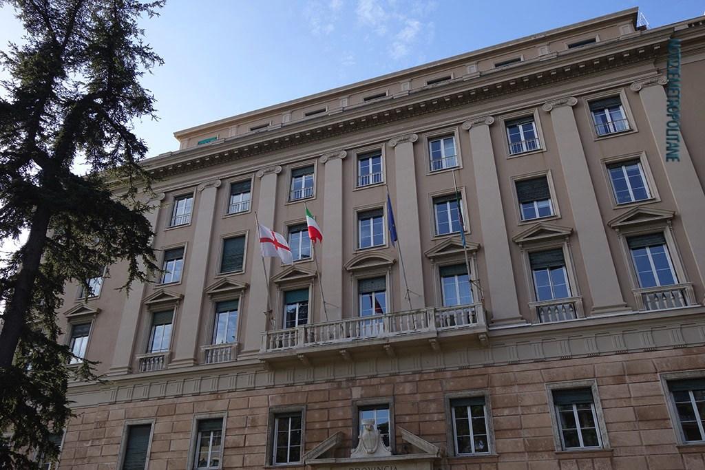 Palazzo della Città Metropolitana