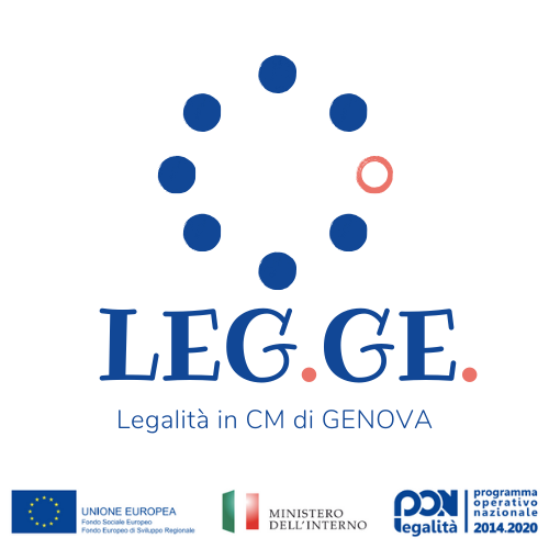 Logo progetto LEGGE