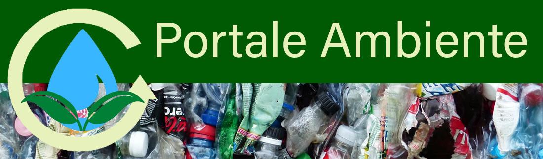 Banner del portale Ambiente