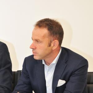 Matteo Viacava, sindaco di Portofinio