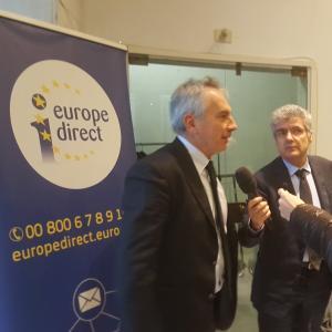 """Convegno """"L'Europa che c'è. L'Europa che verrà"""" 17"""