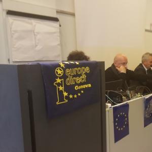 """Convegno """"L'Europa che c'è. L'Europa che verrà"""" 21"""