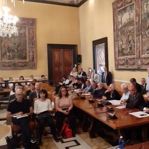 Interlocutori convegno Open Data 8