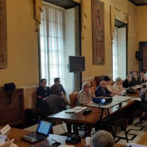 Partecipanti convegno Open Data 9