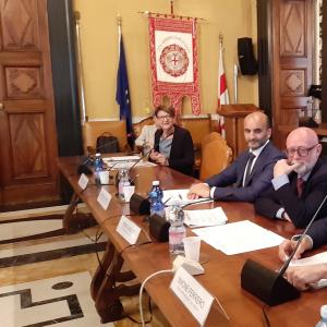 Piero Araldo Città Metropolitana di Genova 12