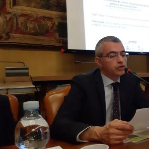 Simone Ferrero convegno Open Data 15