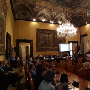 Immagini convegno Città Metropolitana di Genova 21