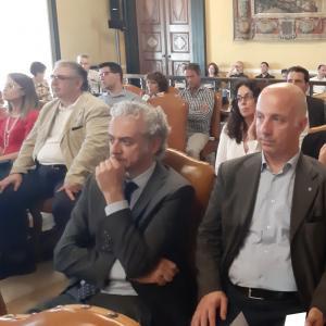 Platea Sala del Consiglio convegno Open Data 27