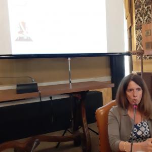 Relatori Flavio Rossi e Maria Giovanna Lonati 36