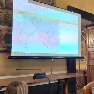 Presentazione slide convegno Open Data 38