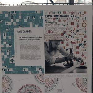 Rain Garden e Expo Fontanabuona cartellone CMG 47