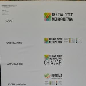 Cartellone Progetto Città Metropolitana di Genova 57