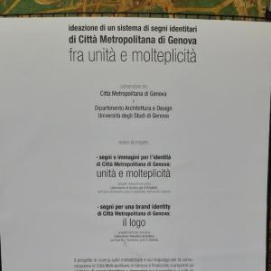 Sistema di segni identitari Città Metropolitana di Genova 61