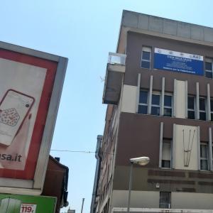 1 L'edificio dove sorgerà la casa della salute