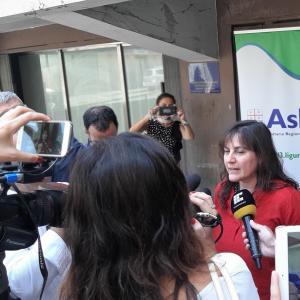 4 L'assessore alla sanità ligure Sonia Viale