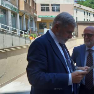 14 Il sindaco metropolitano Marco Bucci