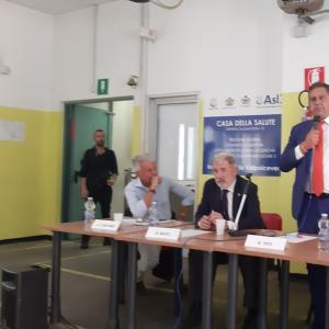 11 il governatore di Regione Liguria Giovanni Toti