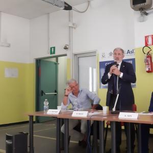 13 Il sindaco metropolitano Marco Bucci