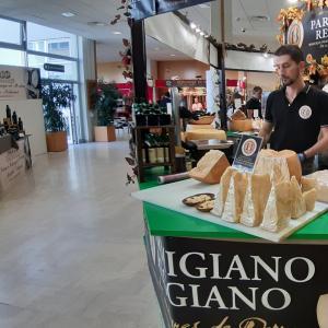 Gli espositori italiani nel Padiglione Italia 9