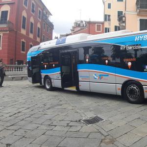 Nuovi autobus ibridi Atp 2