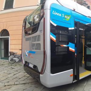 Nuovi autobus ibridi Atp 4