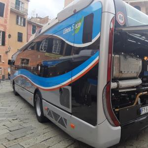 Nuovi autobus ibridi Atp 5