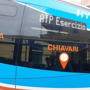 Nuovi autobus ibridi Atp 6