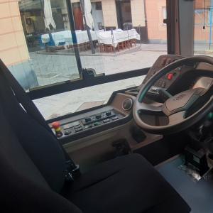 Nuovi autobus ibridi Atp 7