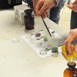 """Il Primo Levi attiva la curvatura """"Scienza e tecnologia dei materiali"""": i laboratori 7"""