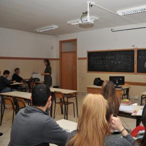 """Il Primo Levi attiva la curvatura """"Scienza e tecnologia dei materiali"""": la classe 1"""