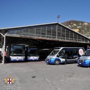 Bus elettrici ATP Portofino-Rapallo 1