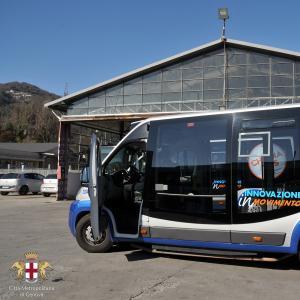 Bus elettrici ATP Portofino-Rapallo 2