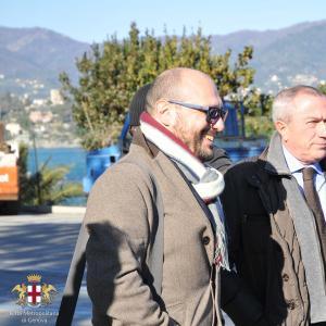 Bus elettrici ATP Portofino-Rapallo, Gian Domenico De Martini e Carlo Malerba