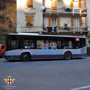 Bus elettrici ATP Portofino-Rapallo 7