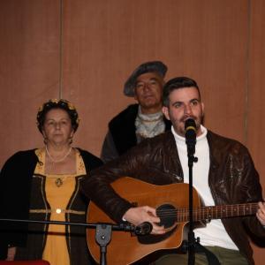 Il cantautore professore Lorenzo Baglioni 1