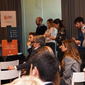 Prima giornata, sede di Liguria Digitale, presentazione progetto 2