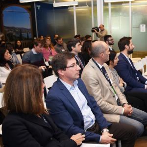 Prima giornata, sede di Liguria Digitale, presentazione progetto 4