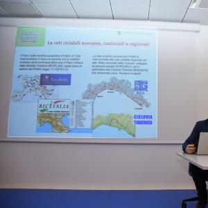 Prima giornata, sede di Liguria Digitale, presentazione progetto  dell'architetto Garibaldi 1