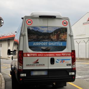 Al via il servizio GOA AIRPORT SHUTTLE di ATP 2