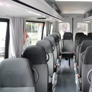 Al via il servizio GOA AIRPORT SHUTTLE di ATP, interni bus 1