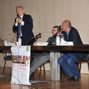 Pums Tavolo dei cittadini, Enrico Musso 2