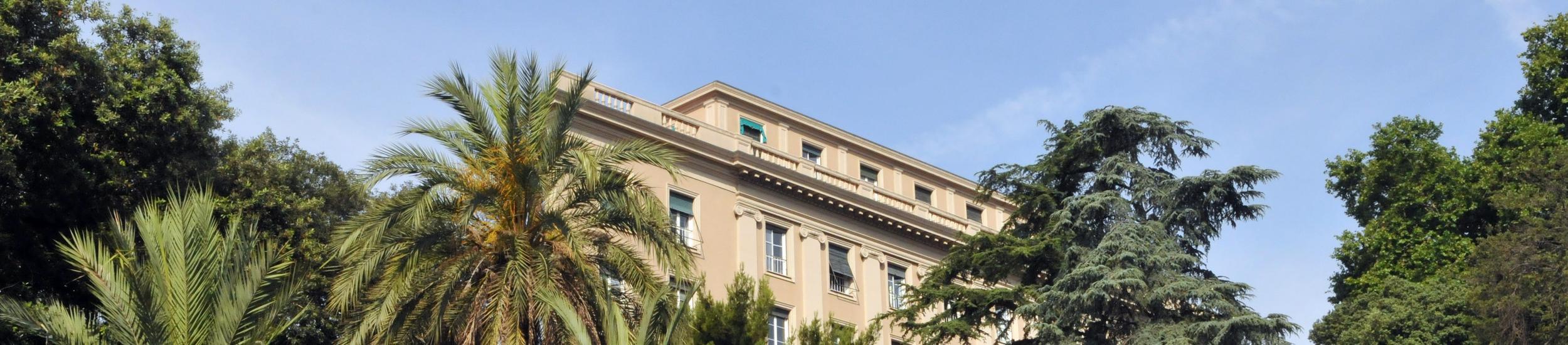 Palazzo di Città Metropolitana di Genova