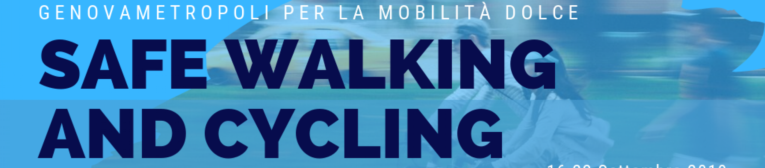 Genovametropoli e la Mobilità dolce