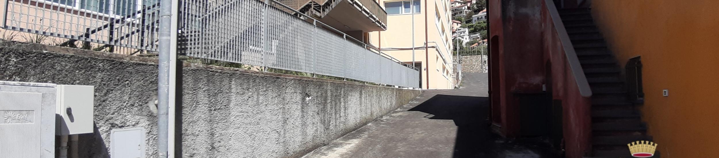 Asfaltatura piazzale scuola Casarza Ligure