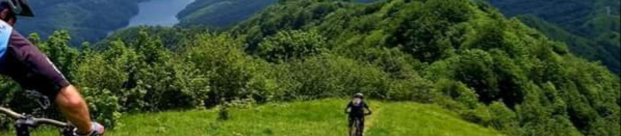 Biciclette sull'Antola