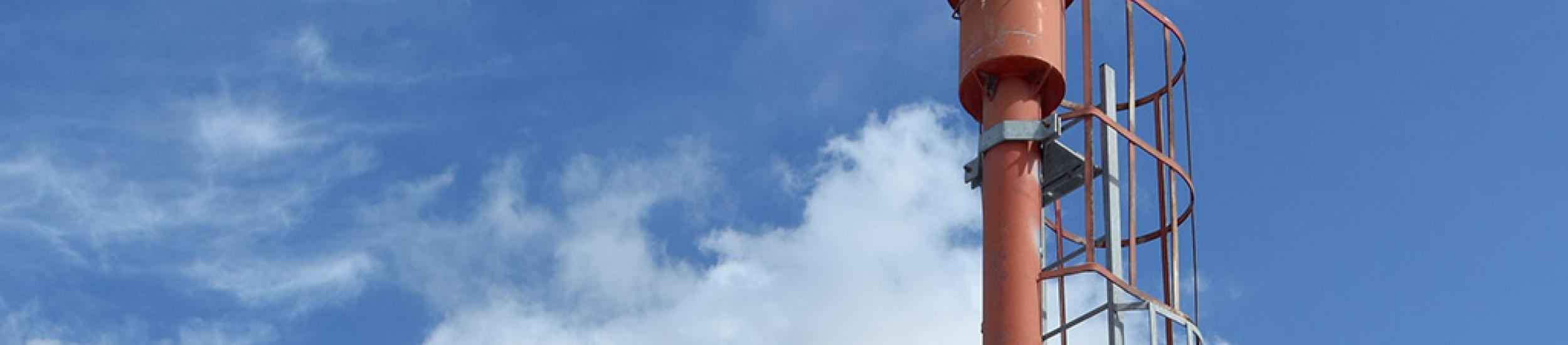 Cielo-parzialmente nuvoloso