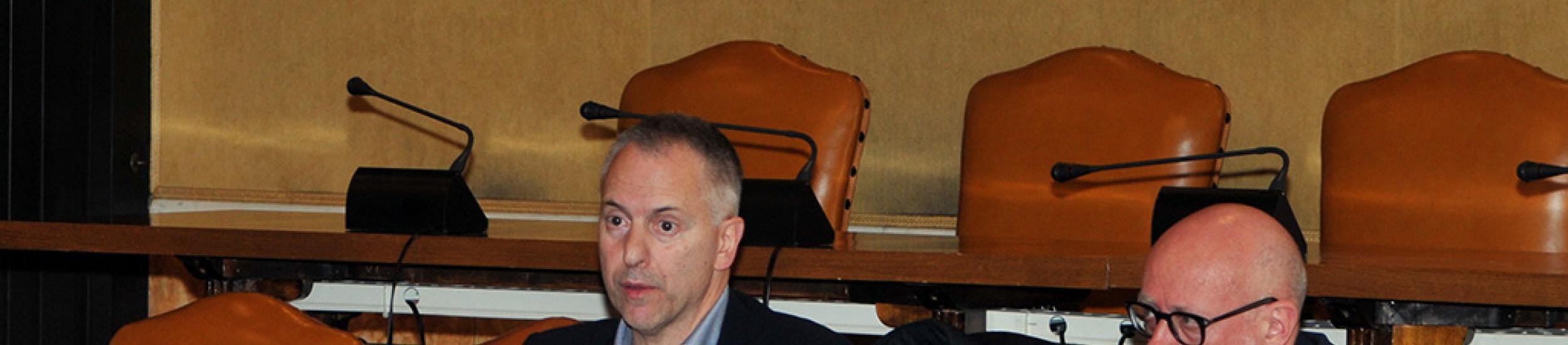 News: Periferie, intervista al sindaco doria sul progetto della città metropolitana (video di tabloid)