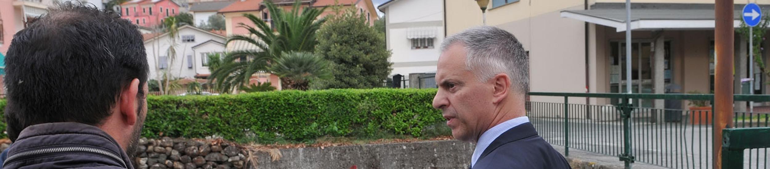 News: Alleanze sulla difesa del suolo e il recupero degli oliveti propone marco doria ai sindaci della val petronio