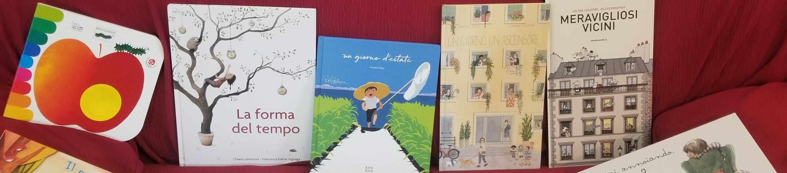 i 10 libri finalisti