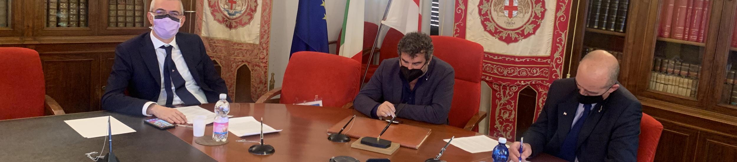 un momento della seduta del 30 dicembre in videoconferenza